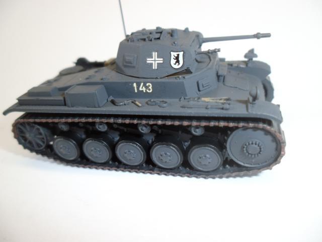 b) Panzer II Ausf.c