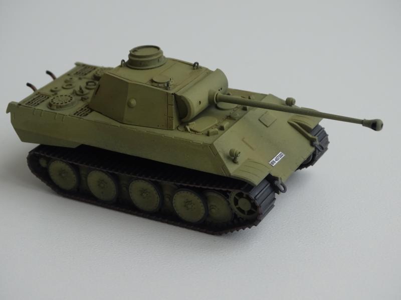 """aa) VK 3002 """"MAN"""" Rheinmetallturm"""