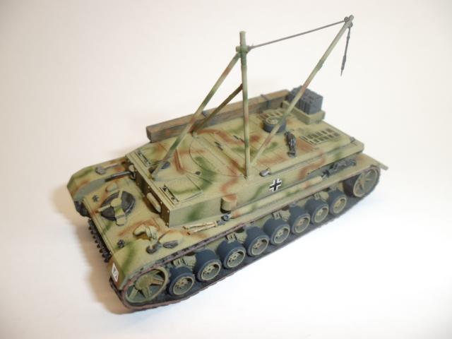 Bergepanzer IV frühe Ausf.