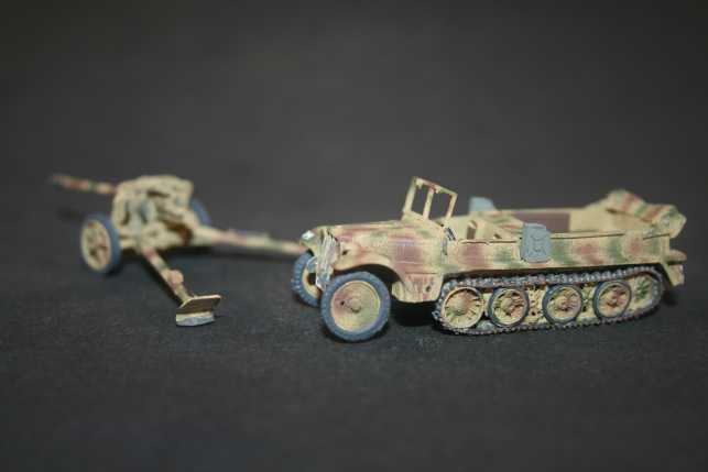 Sd.Kfz.10 mit 5cm Pak38