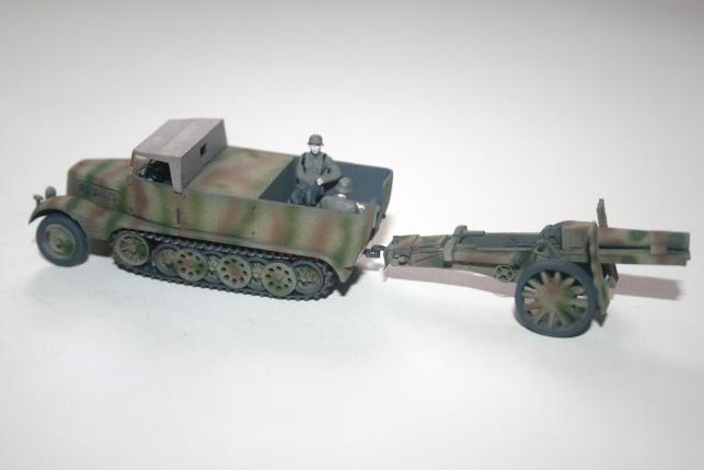Sd.Kfz.11 mit SIG 33