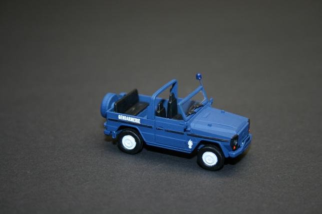 "Peugeot P4 ""Gendarmerie"""