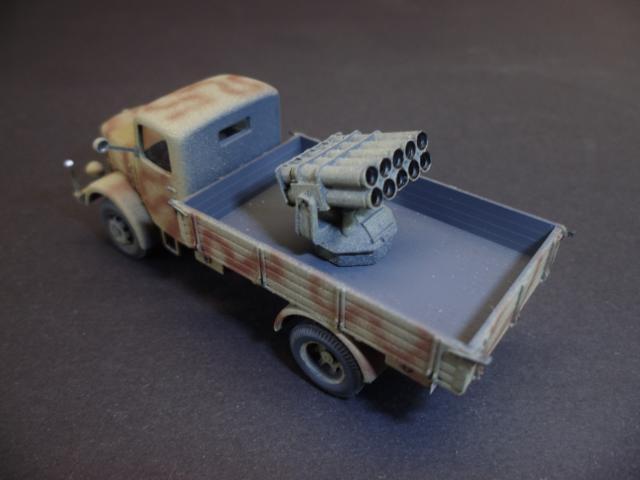 KHD 3000S Panzerwerfer42