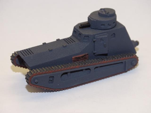 LK II leichter Panzer