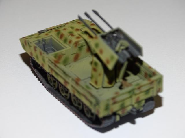 RSO/03 Magirus gepz. Flakdrilling MG151/20