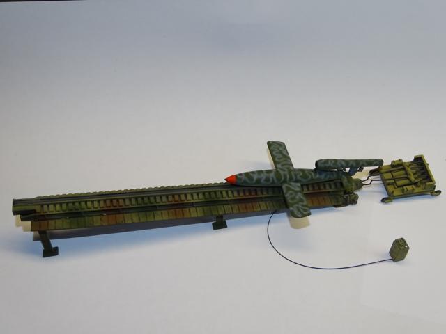 FZG76 V1 auf Startrampe