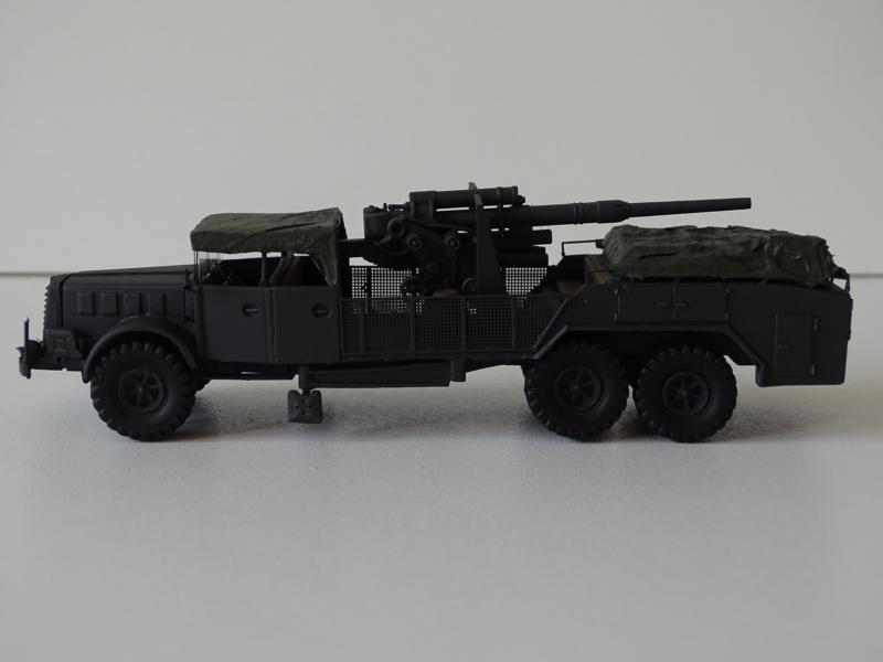 Büssing-NAG 900 mit 8,8cm Flak