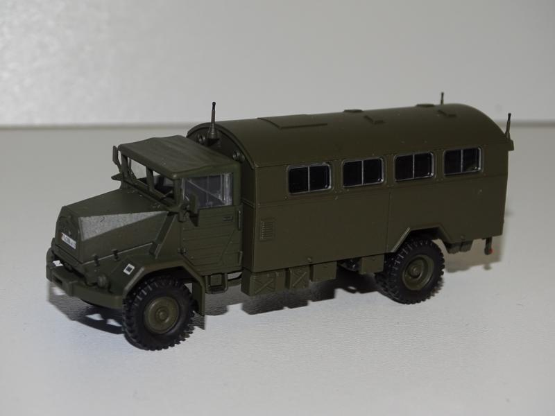MAN 630 L2A HF-Schreibfunktrupp