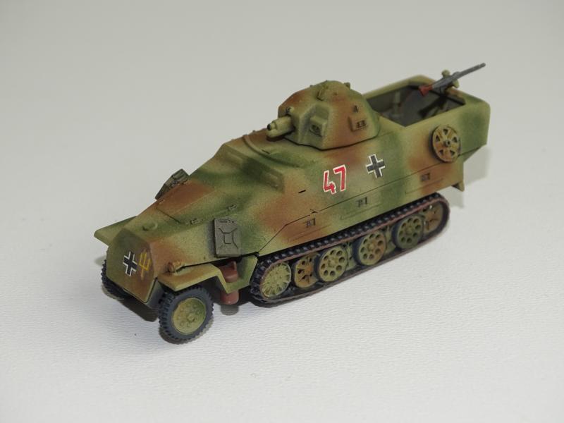 sg) Sd.Kfz.251 mit R35 Turm