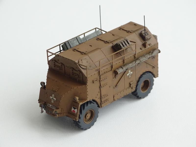 ACE Dorchster Kommandowagen DAK