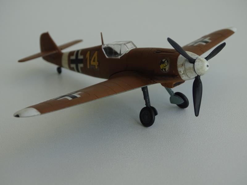 Messerschmitt Me 109F
