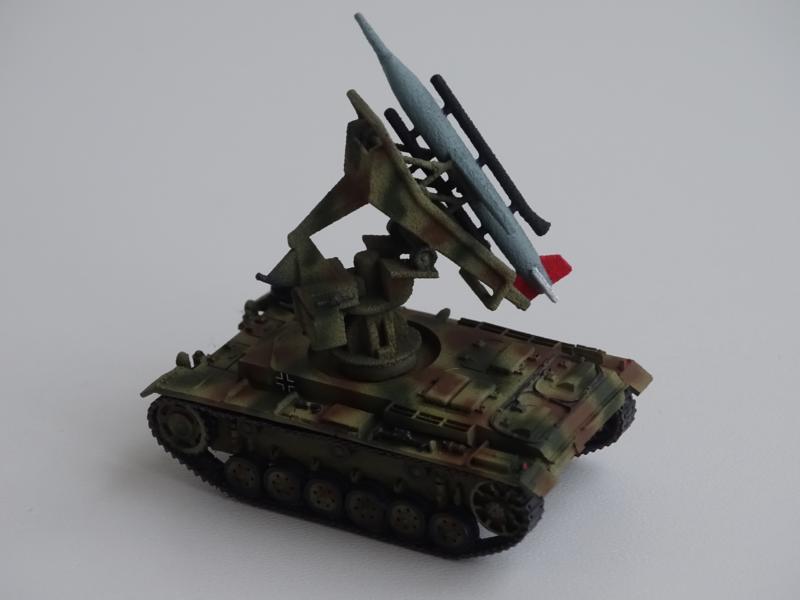 """Panzer III mit Flakrakete """"Schmetterling"""""""