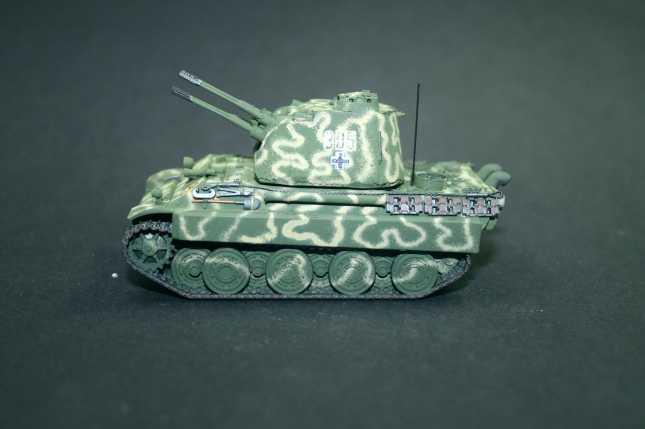 militärmodelle 1 160