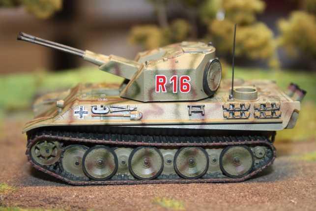 "Flakpanzer V ""Coelian"" Ausf.A (Gerät 554)"
