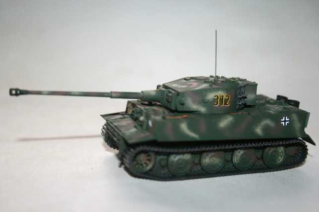 Tiger Ausf.E (spät) 8,8cm KwK L/71